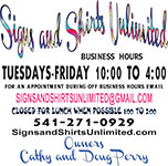 Signs & Shirts Unlimited